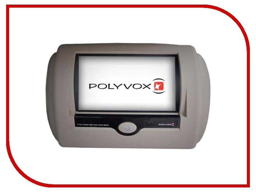 Монитор в авто Polyvox PAV-T20C Beige
