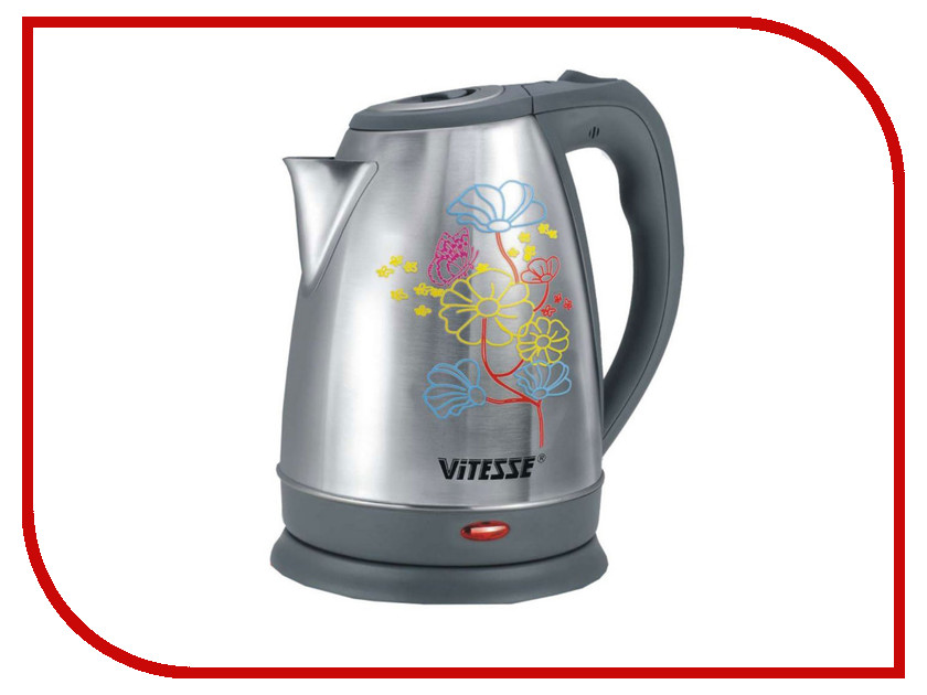 Чайник Vitesse VS-172 чайник vitesse vs 7804 12