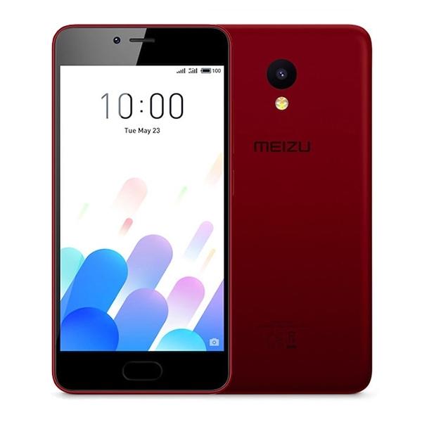 Сотовый телефон Meizu M5C 32Gb Red сотовый телефон meizu 15 lite 32gb gold