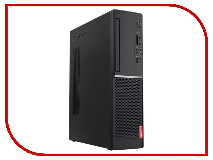 Настольный компьютер Lenovo V520s-08IKL SFF Black 10NM004VRU (Intel Core i3-7100 3.9 GHz/4096Mb/1000Gb/Intel HD Graphics/Windows 10 Pro 64-bit)