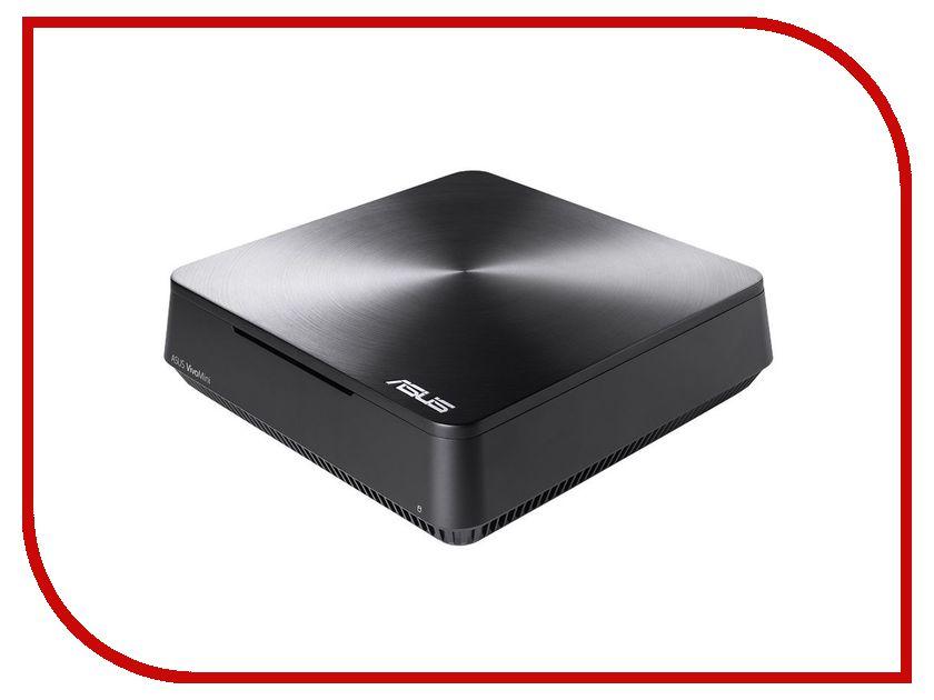 все цены на Настольный компьютер Asus VivoMini VM65-G095M Grey 90MS00T1-M00950 (Intel Core i3-7100U 2.4 GHz/4096Mb/128Gb SSD/Intel HD Graphics/Wi-Fi/Bluetooth/DOS) онлайн