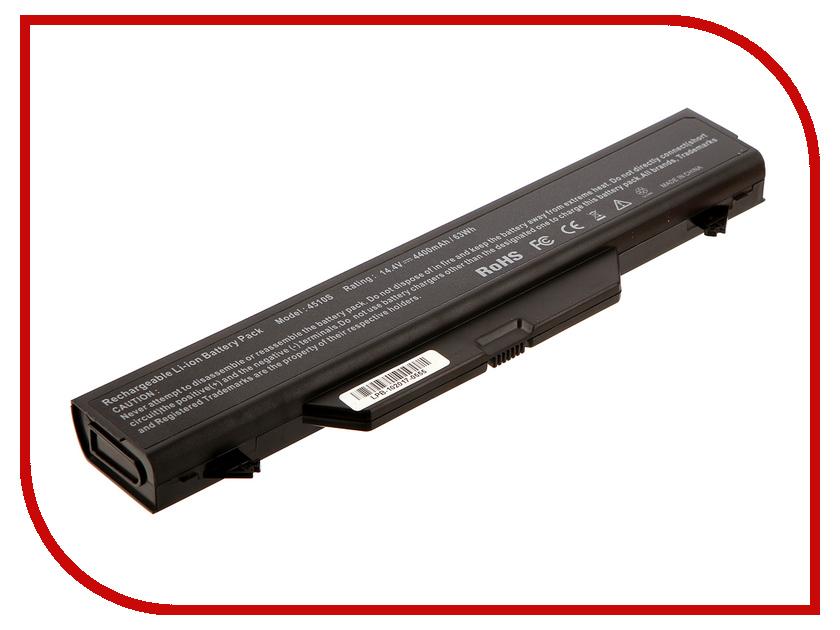 все цены на Аккумулятор 4parts LPB-4510s для HP ProBook 4510s/4515s/4710s/4720s Series 14.4V 4400mAh онлайн