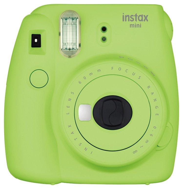 Фото - Фотоаппарат Fujifilm Instax Mini 9 Lime Green Выгодный набор + серт. 200Р!!! фотоаппарат fujifilm instax mini 70 white