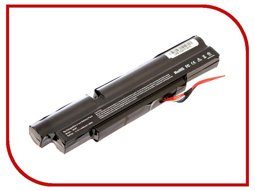 Блок питания 4parts LPB-3830T для Acer Aspire TimelineX 3830T/3830TG/4830T/4830TG/5830T/5830TG/AS3830T/AS4830T/AS5830T Series 11.1V 4400mAh блок питания 4parts lac hp03 hp 18 5v 6 5a 7 4x5 0mm 120w