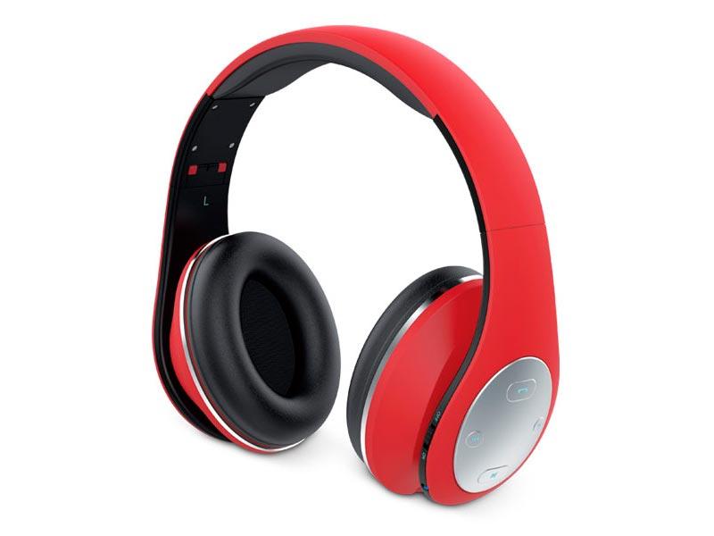 Genius Headset Wireless BT HS-935BT Red