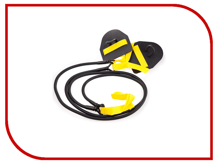 Тренажер Mad Wave Dry Training 2.2-6.3kg Black/Yellow M0771 03 2 00W шапочка mad wave submarine cap silicone multi m0573 02 0 00w