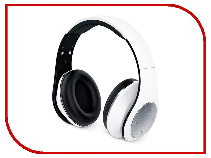 Genius Headset Wireless BT HS-935BT White