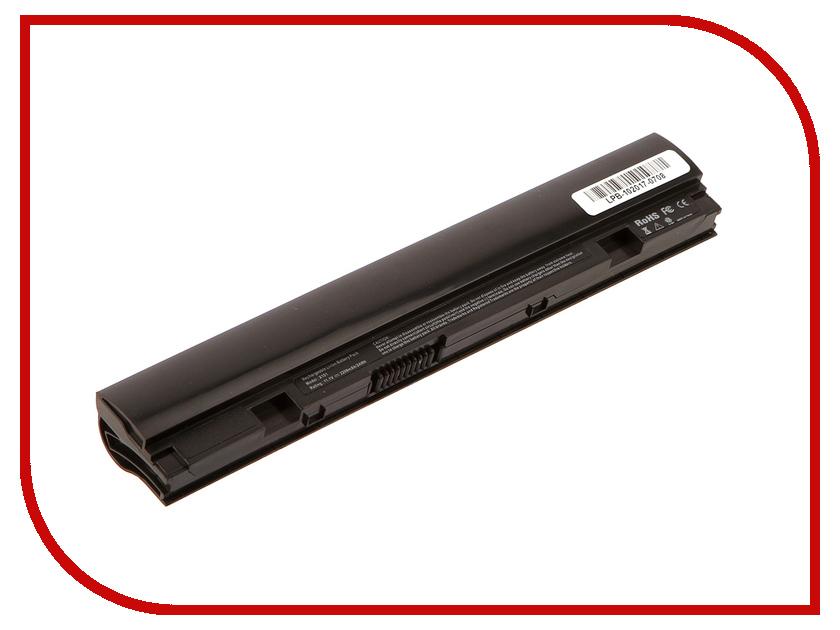 Блок питания 4parts LPB-X101 для ASUS Eee PC X101/X101C/X101CH/X101H Series 10.8V 2200mAh блок питания 4parts lac hp03 hp 18 5v 6 5a 7 4x5 0mm 120w