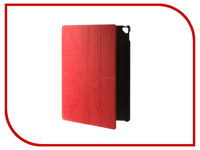 Аксессуар Чехол LAB.C Y Style для iPad Pro 12.9 2017 Red LABC-424-RD