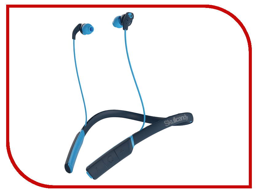 гарнитура jbl under armour sport wireless blue Гарнитура Skullcandy Method Wireless Navy-Blue-Blue S2CDW-J477