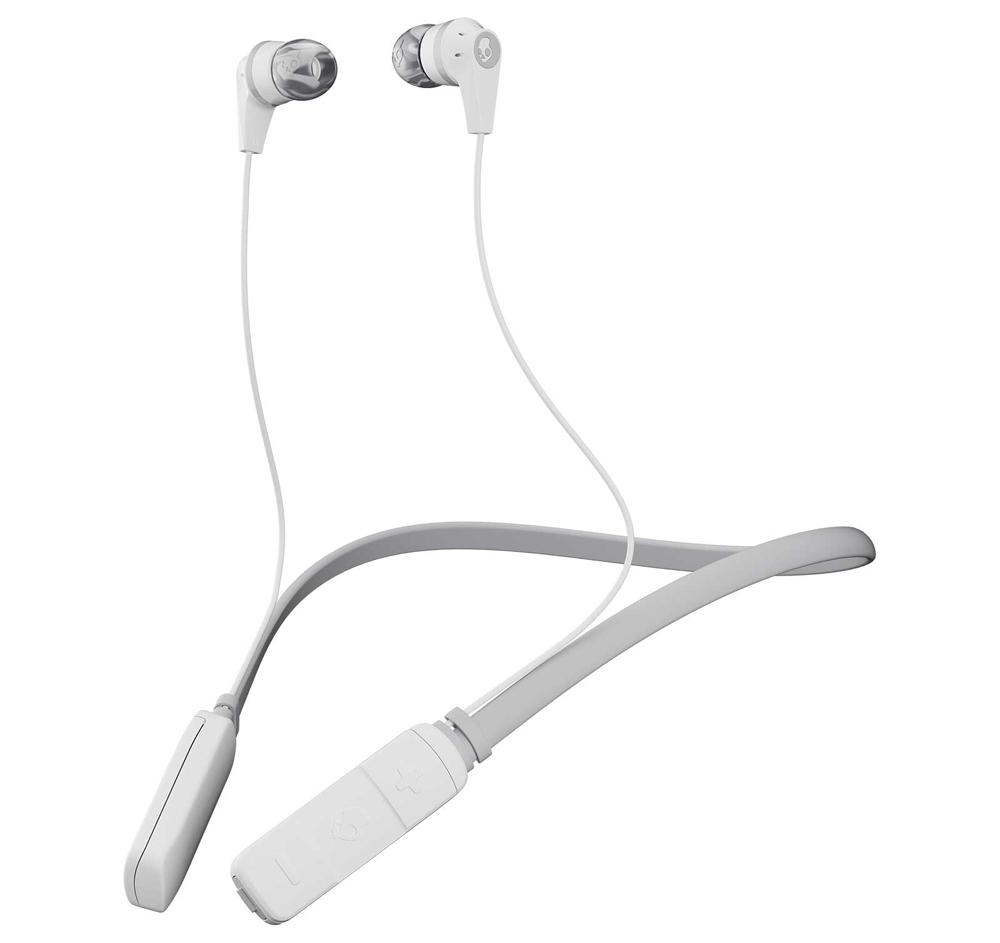 Skullcandy Ink D Wireless In-Ear White-Gray-Gray S2IKW-J573