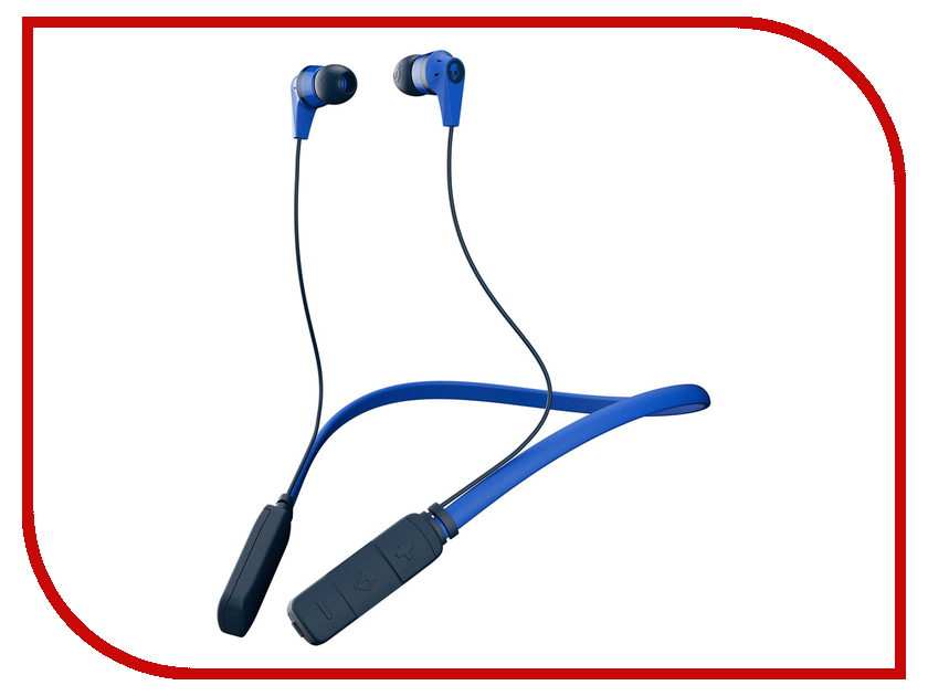 Skullcandy Ink D 2.0 Royal-Navy-Royal S2IKW-J569 цены