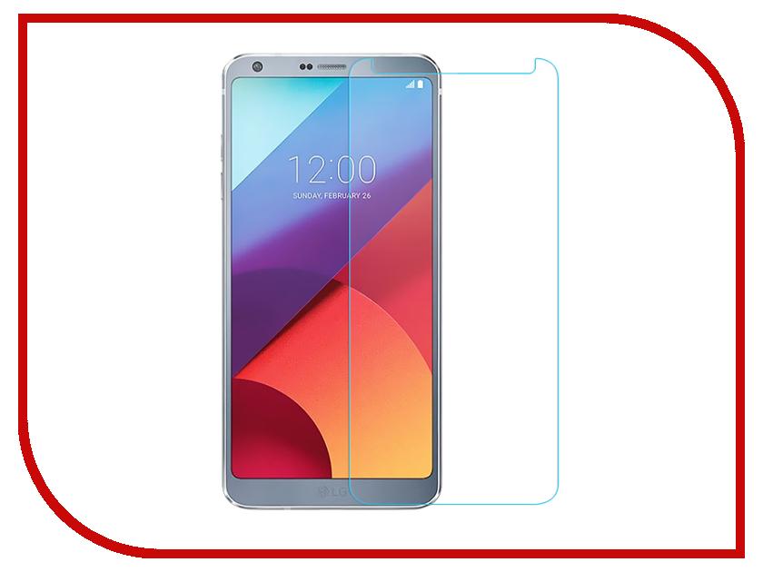Аксессуар Защитное стекло LG G6 H870DS Svekla ZS-SVLGG6 смартфон lg g6 h870ds black