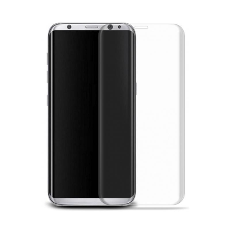 Аксессуар Защитное стекло Activ для Samsung Galaxy S8 Plus SM-G955 Transparent 71414 смартфон samsung galaxy s8 plus sm g955 титан