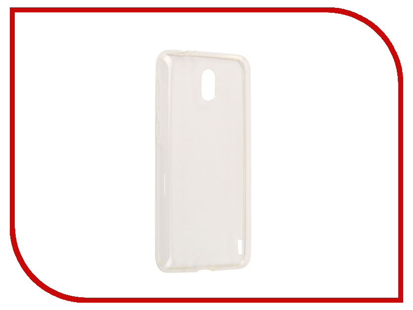 Аксессуар Чехол Nokia 2 Svekla Silicone Transparent SV-NO2-WH no2 sensors no2 a1 100