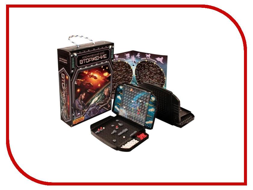 Настольная игра Биплант Космический бой Вторжение 10034 настольные игры биплант настольная игра шустрики