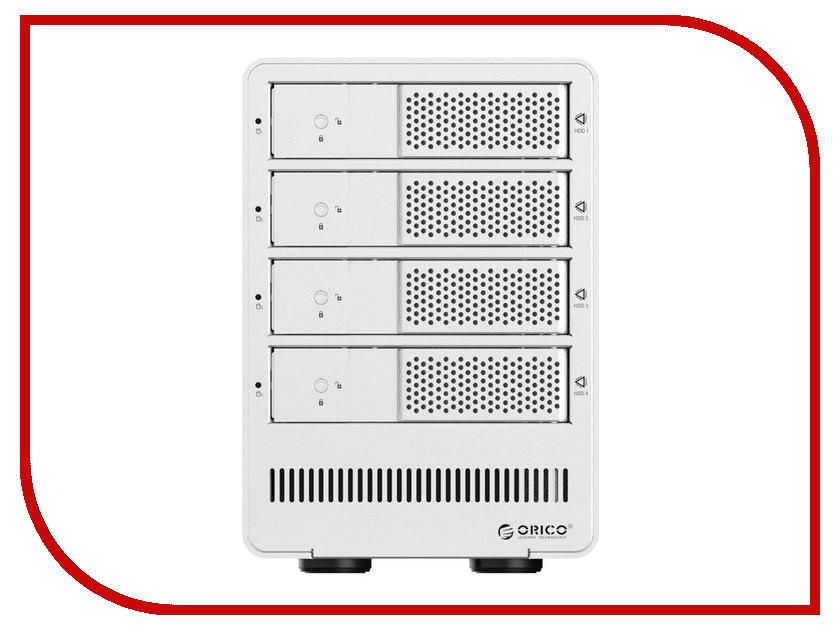 Аксессуар Док-станция для HDD Orico 9548U3 Silver корпус для hdd orico 9528u3 2 3 5 ii iii hdd hd 20 usb3 0 5