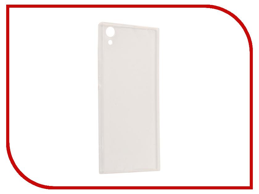 все цены на Аксессуар Чехол Sony Xperia XA1 Ultra G3212/G3226 Svekla Silicone Transparent SV-SOG3212-WH онлайн