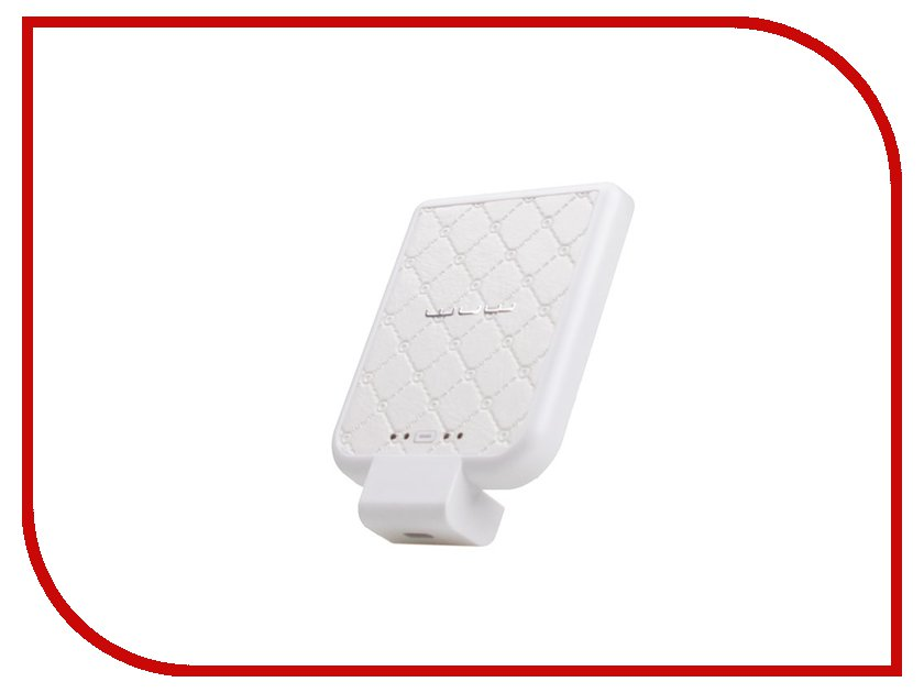 Аккумулятор Activ WUW-B02 Lightning 2200mAh White 65994
