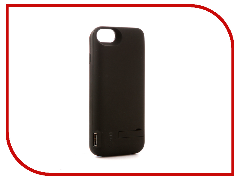 Аксессуар Чехол-аккумулятор Activ JLW 7GD-2 для iPhone 7 / 8 5500mAh Black 77547 аксессуар чехол накладка micromax canvas viva a106 activ silicone black mat 46857