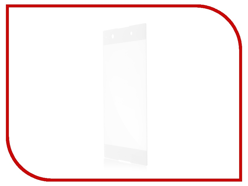 Аксессуар Защитное стекло Sony Xperia XA1 Ultra G3221/G3223/G3212/G3226 Svekla Full Screen White ZS-SVSOG3221-FSWH смартфон sony xperia xa1 ultra dual gold g3212