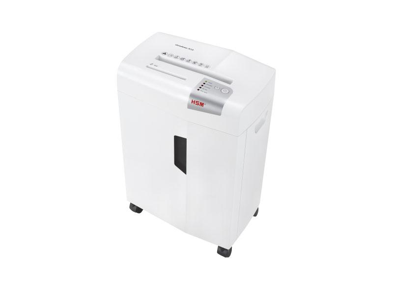 Шредер HSM Shredstar X13-4.0x37 White