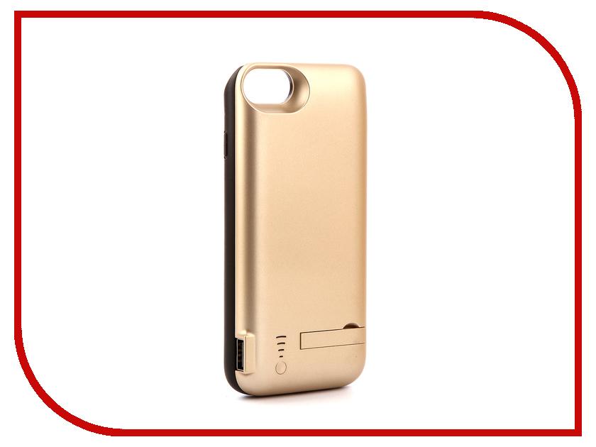 Аксессуар Чехол-аккумулятор Activ JLW 7GD-2 для iPhone 7 / 8 5500mAh Gold 77548 universal 7 8 22mm gold motorcycle brake clutch master cylinder reservoir levers set for honda suzuki kawasaki yamaha d25