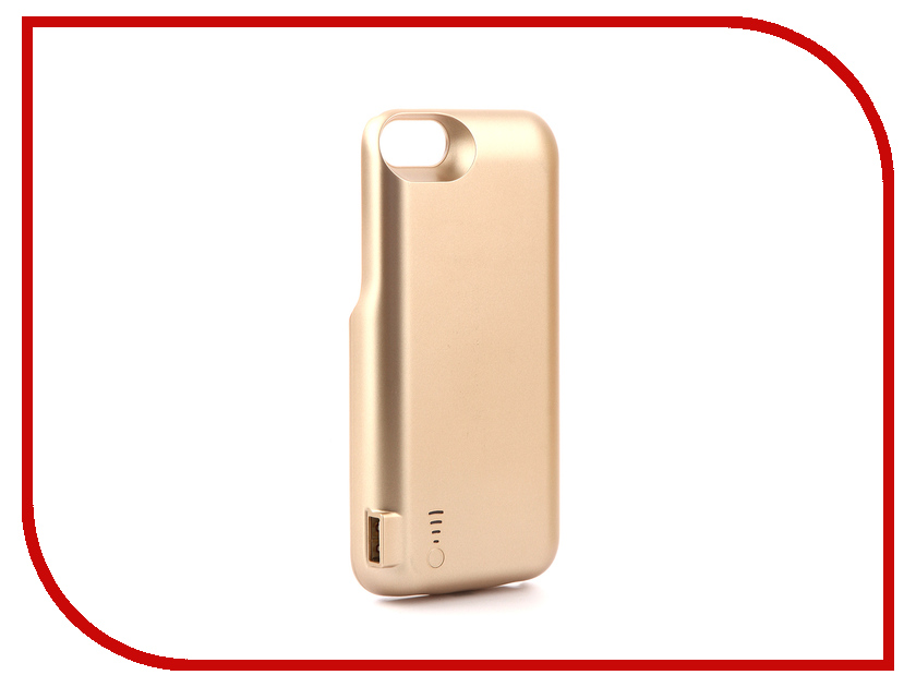 Аксессуар Чехол-аккумулятор Activ JLW 7GD-2 для iPhone 7 / 8 5000mAh Gold 77550 аксессуар чехол аккумулятор activ jlw 7gd для iphone 7 8 3000mah black 77553