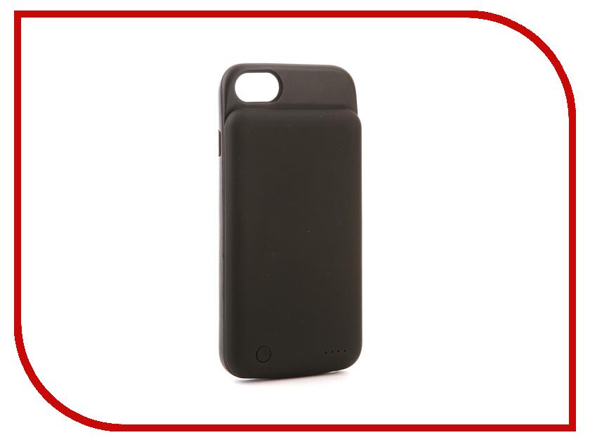 Аксессуар Чехол-аккумулятор Activ JLW 7GD для iPhone 7 / 8 3000mAh Black 77553 аксессуар защитное стекло activ 3d gold для apple iphone 7 69556