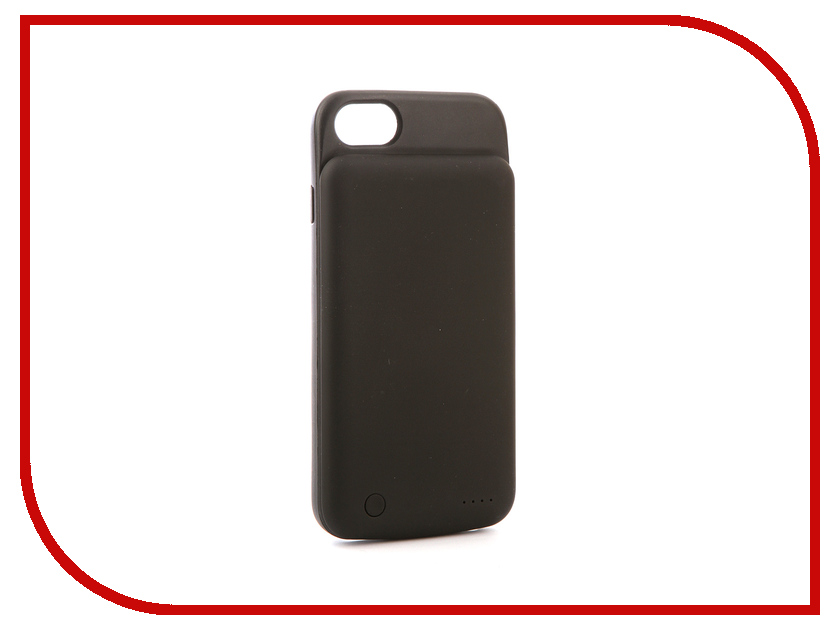 Аксессуар Чехол-аккумулятор Activ JLW 7GD для iPhone 7 / 8 3000mAh Black 77553 аксессуар чехол накладка micromax canvas viva a106 activ silicone black mat 46857