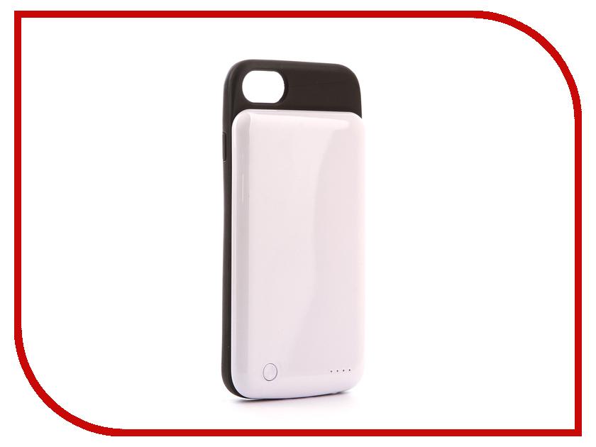 Аксессуар Чехол-аккумулятор Activ JLW 7GS для iPhone 7 / 8 3000mAh White 77554 чехол аккумулятор