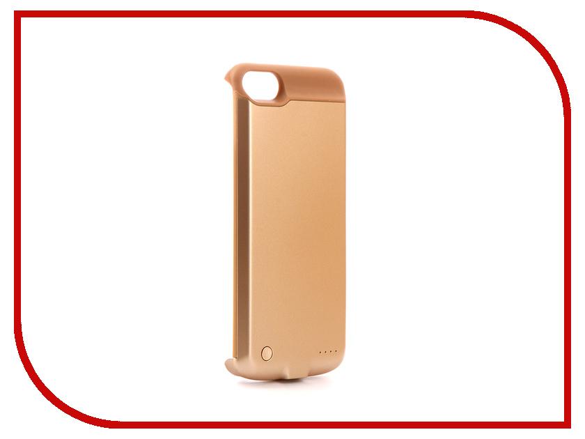 Аксессуар Чехол-аккумулятор Activ JLW 7GT для iPhone 7 / 8 3000mAh Gold 77556 аксессуар чехол накладка micromax canvas viva a106 activ silicone black mat 46857