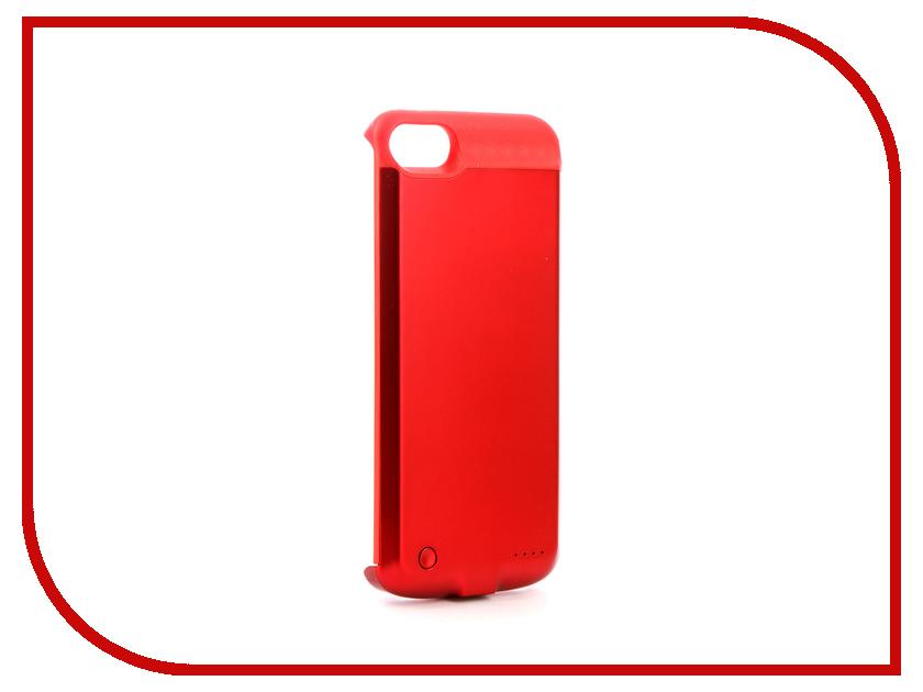 Аксессуар Чехол-аккумулятор Activ JLW 7GT для iPhone 7 / 8 3000mAh Red 77557 чехол аккумулятор