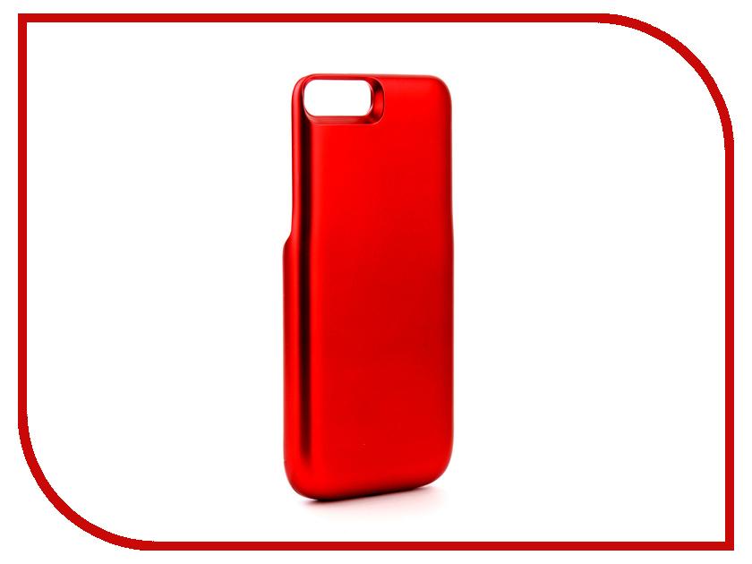 Аксессуар Чехол-аккумулятор Activ JLW 7PA для iPhone 7 Plus / 8 Plus 4000mAh Red 77560 аксессуар чехол аккумулятор activ jlw 7gd для iphone 7 8 3000mah black 77553