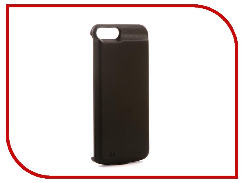 Аксессуар Чехол-аккумулятор Activ JLW 7PT для iPhone 7 Plus/8 Plus 5000mAh Black 77569 аксессуар защитное стекло activ 3d red для apple iphone 7 plus 69759