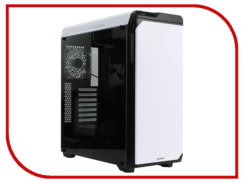 все цены на Корпус Zalman Miditower Z9 Plus NEO White