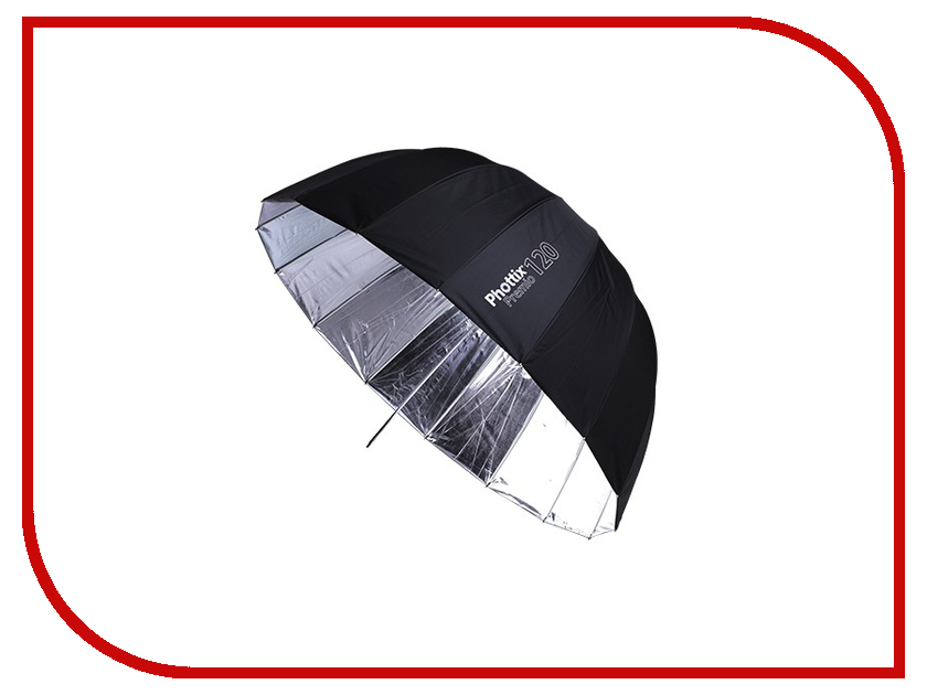 цена на Phottix Reflector Umbrella Premio S&B 120cm 85373
