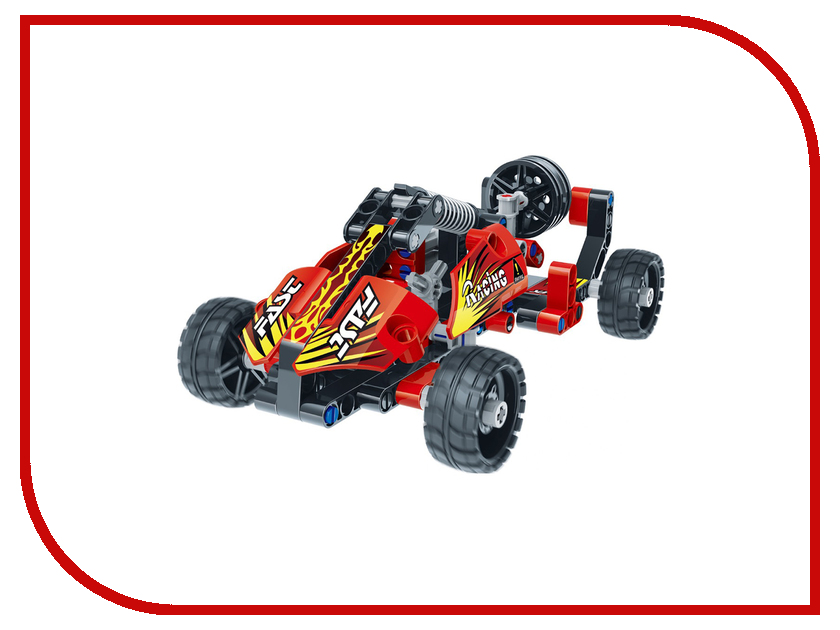 Конструктор SDL KID-CONSTRUCT Кроссовер 127 дет. Red 2018A-5 футболка destructo construct black