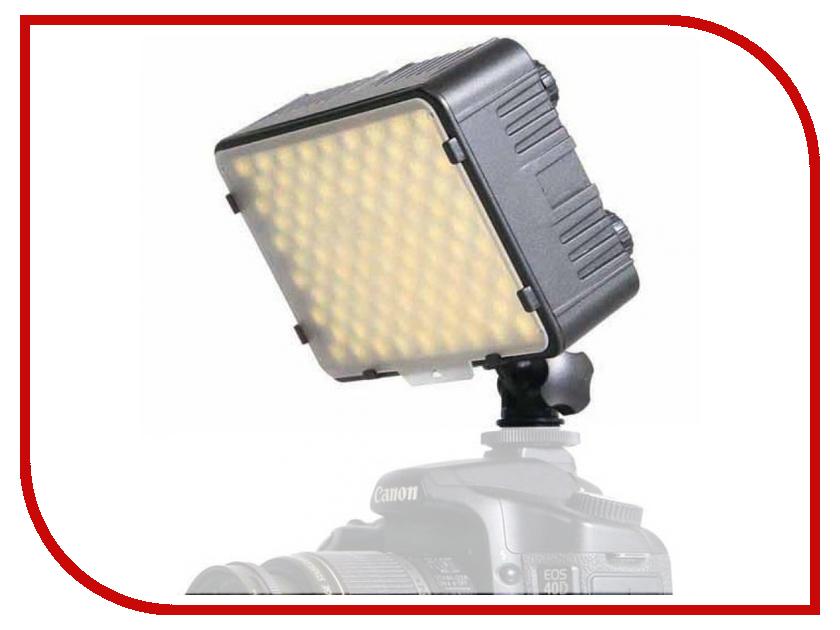 Накамерный свет Phottix VLED Light 81412 накамерный свет cn 16