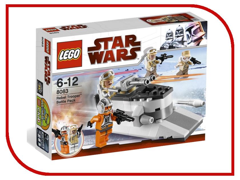 Конструктор Lego Star Wars Боевое подразделение повстанцев 8083 wowwee 8083 robosapien