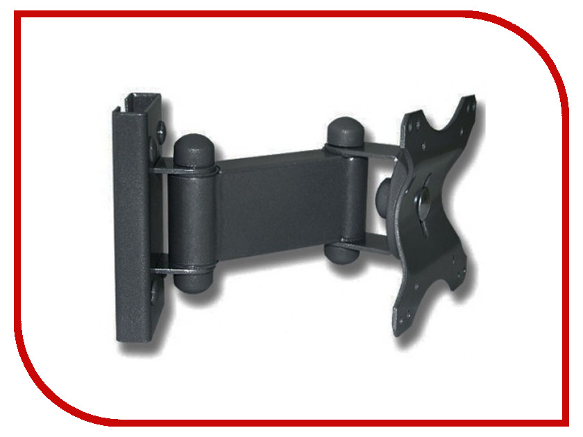 Кронштейн Trone ЖК-75 (до 25кг) Black жк мичуринский трешку с евроремонтом