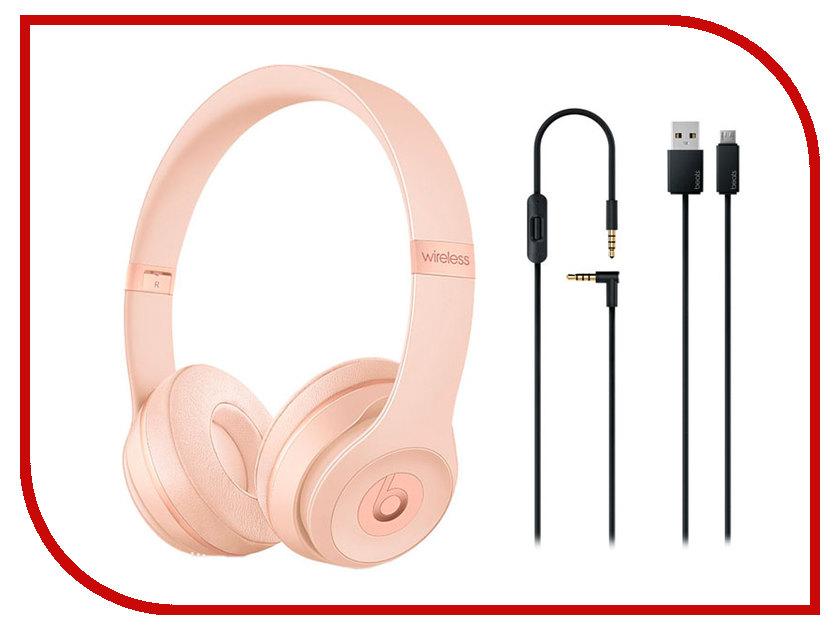 Beats Solo3 Wireless Matte Gold MR3Y2ZE/A wireless
