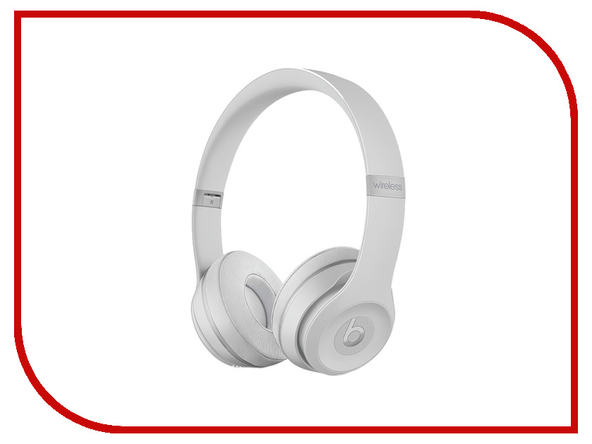 цена на Beats Solo3 Wireless Matte Silver MR3T2ZE/A