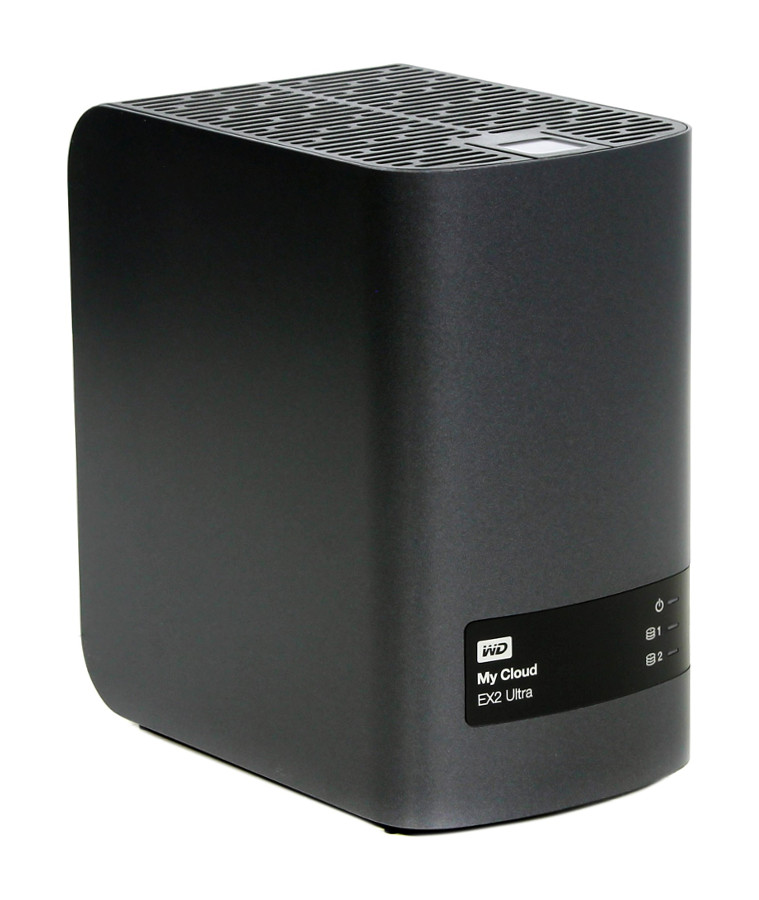 Сетевое хранилище Western Digital My Cloud EX2 Ultra 0Tb WDBSHB0000NCH-EEUE цена