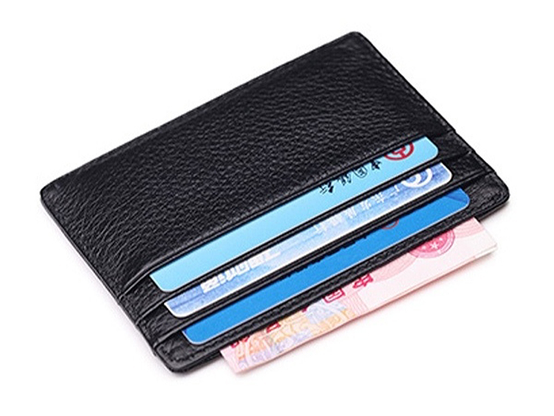 Кошелек IT Baggage RFID Black ITCD92-1
