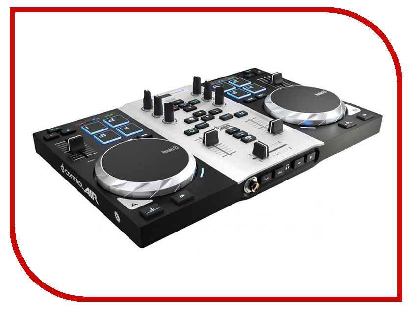 Dj контроллер Hercules DJ Control Air S Series 4780871 бусики колечки бусы изольда перламутр арт нпр 12 15 20 47 3
