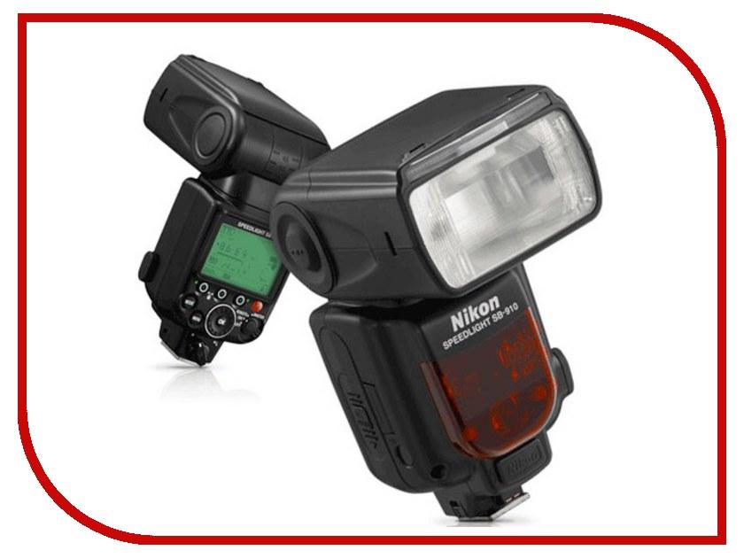 Вспышка Nikon Speedlight SB-910<br>