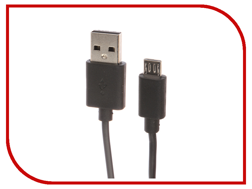 Аксессуар Deppa microUSB Data Cable 1.2m 72103<br>