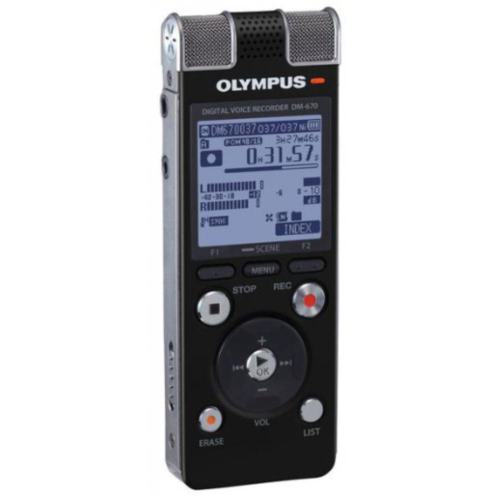 Диктофон Olympus DM-670<br>