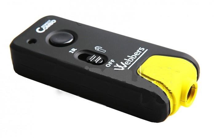 Фото - Пульт ДУ Webbers RC-CRN3 Combo for Nikon meike fc 100 for nikon canon fc 100 macro ring flash light nikon d7100 d7000 d5200 d5100 d5000 d3200 d310